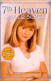 Cover of: Middle Sister
