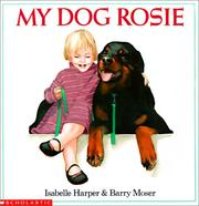 Cover of: My Dog Rosie