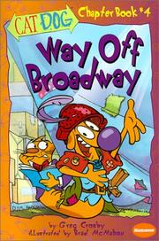 Cover of: Way Off Broadway (Catdog Chapter Books)