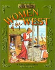 Cover of: Women of the West (Life in the Old West)