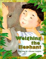 Cover of: Weighing the Elephant