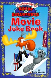 Cover of: Adventures of Rocky and Bullwinkle Movie Joke Book