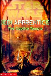 Cover of: The Captive Temple