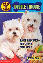 Cover of: Double Trouble (Puppy Patrol)