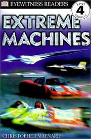 Cover of: Extreme Machines