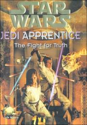 Cover of: The Fight for Truth (Star Wars: Jedi Apprentice)