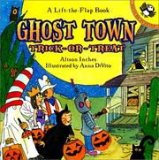 Cover of: Ghost Town Trickortreat