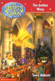 Cover of: The Golden Wasp (Secrets of Droon)