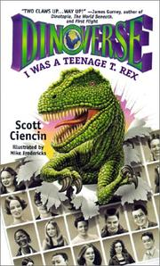 Cover of: I Was a Teenage T. Rex (Dinoverse)