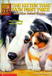 Cover of: The Kitten That Won First Prize and Other Animal Stories (Animal Ark Special) |