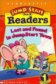 Cover of: Lost and Found in Jumpstart Town (JumpStart Readers: Pre-K) | Joan Holub