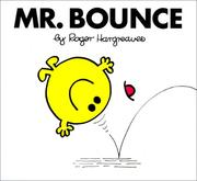 Cover of: Mr. Bounce | Roger Hargreaves