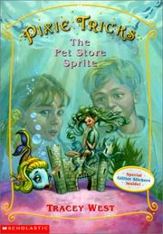 Cover of: Pet-Store Sprite (Pixie Tricks)