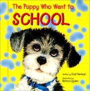 Cover of: The Puppy Who Went to School