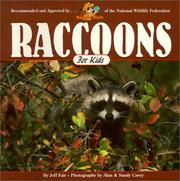 Cover of: Raccoons for Kids