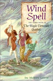 Cover of: Wind Spell