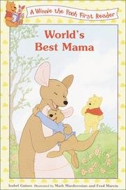 Cover of: World's Best Mama