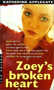 Cover of: Zoey