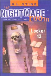 Cover of: The nightmare room