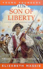 Cover of: Son of Liberty, 1776 (Young Founders)