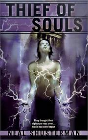 Cover of: Thief of Souls (Star Shards Chronicles) | Neal Shusterman