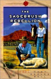 Cover of: The Sagebrush Rebellion (Passport to Danger #2)