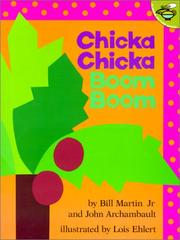 Cover of: Chicka Chicka Boom Boom