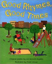 Cover of: Good Rhymes, Good Times: original poems