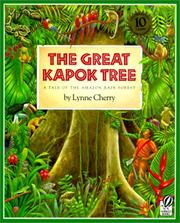 Cover of: The Great Kapok Tree | Lynne Cherry