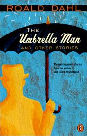 Cover of: Umbrella Man and Other Stories | Roald Dahl