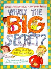 Cover of: What's the Big Secret