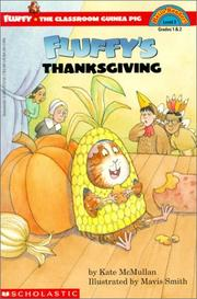 Cover of: Fluffy's Thanksgiving (Fluffy the Classroom Guinea Pig)