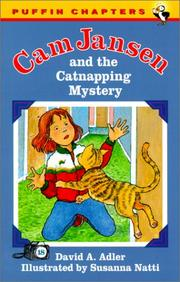 Cover of: Cam Jansen  &  the Catnapping Mystery (Cam Jansen)