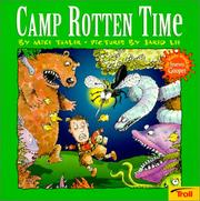 Cover of: Camp Rotten Time: The Wacky World of Snarvey Gooper