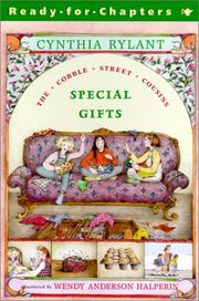 Cover of: Special Gifts (Cobble Street Cousins)