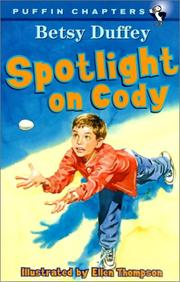 Cover of: Spotlight on Cody