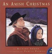Cover of: An Amish Christmas | Richard Ammon