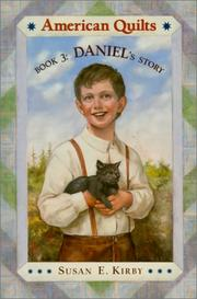 Cover of: Daniel's Story (American Quilts, Book 3)