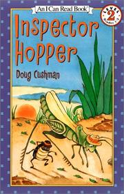 Cover of: Inspector Hopper (A I Can Read Book)
