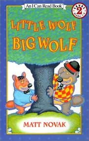 Cover of: Little Wolf Big Wolf