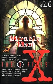Cover of: Miracle Man
