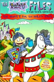 Cover of: Quest for the Holey Pail (Rugrats Files)