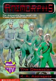 Cover of: The Deception (Animorphs)