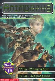 Cover of: The Diversion (Animorphs) | Katherine A. Applegate