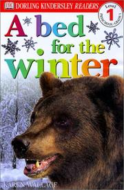 Cover of: A Bed for the Winter | Karen Wallace