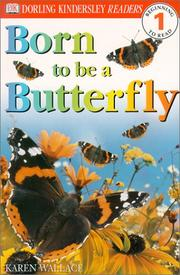 Cover of: Born to Be a Butterfly