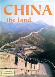 Cover of: China the Land