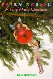 Cover of: Fairy Merry Christmas (Fairy School)