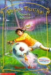 Cover of: Sporty Sprite (Pixie Tricks)