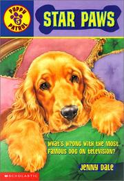 Cover of: Star Paws (Puppy Patrol)